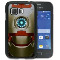 Casing Hp Iron Man Superhero Samsung Galaxy Young 2 Custom Case