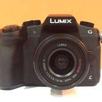Panasonic Lumix DMC - G85 K G Vario 14-42mm F3.5-5.6 II ASPH Mega OIS