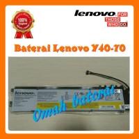 Baterai Lenovo ideapad Y40-70 Original