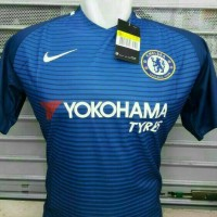 Jersey Bola Chelsea Home Leaked GO 17/18