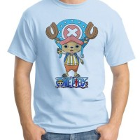 Kaos Chopper NW 02 - One Piece # T-Shirt - Baju Distro