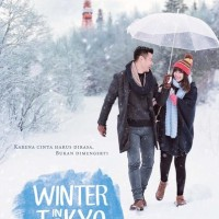 NOVEL ROMANTIS WINTER IN TOKYO - COVER FILM