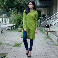 Sweater Rajut Slit Vittoria Dewasa Cantik Imut Grosir Murah Murmer