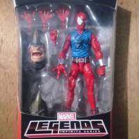 Marvel Legends Scarlet Spider Man