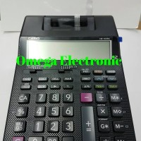 Casio Printing Calculator HR-100RC - Kalkulator Kasir Printer Struk RC