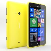 Nokia Lumia 625 Internal Memory 8gb Garansi Resmi