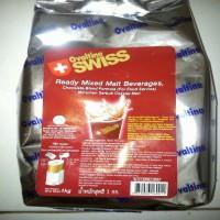 OVALTINE SWISS CHOCO MALT 1 Kg