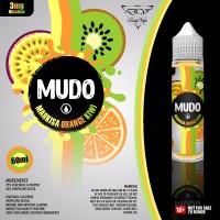 Premium Liquid Mudo Markisa Orange Kiwi 60ML 3MG Vape Vaping Vaporizer