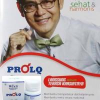 Wish ProLQ herbal stamina pria/impoten/lemah sahwat(vig Power effect)