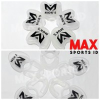 Moks Gum Shield (Pelindung Gusi Gigi) Gumshield for Taekwondo JR SR