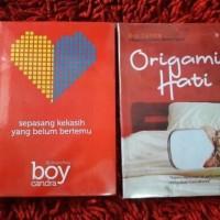 Sepasang Kekasih yang Belum Bertamu & Origami Hati - Boy Candra
