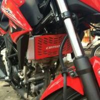 Variasi Tutup Radiator Motor VIXON,CB 150 R,Sonic,Zupiter MX,Satria FU