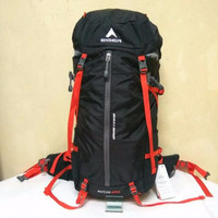 Carrier/tas gunung/tas camping eiger 1249 eliptic solaris 45 l ori/asl