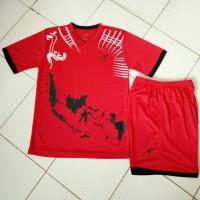 Jersey Futsal / Kaos Setelan Tim Olahraga / Baju Volly / Kostum Bola