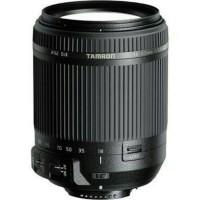 New Lensa Tamron SP AF 18-200mm F/3.5-6.3 Di II VC 18-200 mm For Nikon