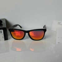 Jual Original Oakley Frogskins LX matte black lensa ruby iridium Murah