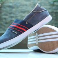 harga Sepatu Slop Adidas Samba Grey Tokopedia.com