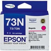 Catridge Epson T73N Magenta U/ Printer C97,C90,T11,T20e,T13,Original