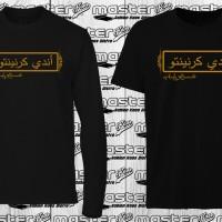 Kaos Distro, Kaos Tulisan Arab , Kaos Nama, Kaos Font Arab