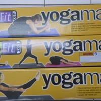 "alat kesehatan GOFIT YOGA MAT 57"" x 29"" HIGHT QUALITY"