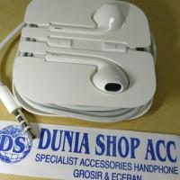Headset Earpod Handsfree Apple Iphone 5G/5C/ [HARGA MURAH]