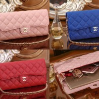 Ready Stock ! Chanel Quilted Clutch