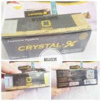 Crystal - X Double Segel Logo MUI
