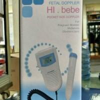 Hi bebe Fetal Dippler Sound / Fetal Doppler Bistos