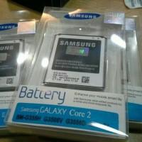 Baterai Batere Bateri Samsung Core 2 Original