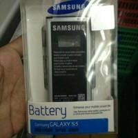 Baterai Batere Bateri Galaxy Samsung S5 Original
