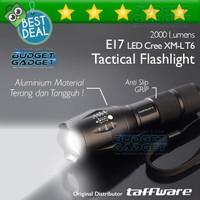 Senter LED Cree XM-L T6 2000 Lumens E17