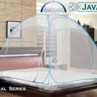 Jual Kelambu Javan Bed Natural Series - King (180x200) Murah