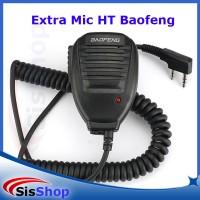 Extra Mic HT Universal merk Baofeng untuk Weirwei / Kenwood / Firstcom