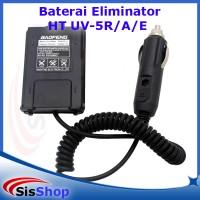Baterai / Battery Eliminator HT Baofeng Zastone Weierwei Firstcom
