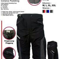"Hot Trend : Celana Sepeda MTB / Downhill / Santai Padding Busa ""Abu"""