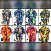 Jual Baju Kemeja Pantai Bali | Pakaian Hawai Murah