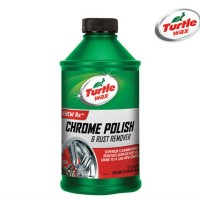 Turtle Wax Chrome Polish And Rust Remover