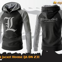 Deathnote Sweater Hoodie (JA DN 23)
