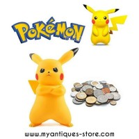 Jual Action Figure Mainan Pokemon Pikachu Angry Murah