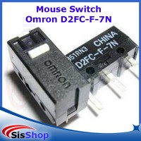 Tombol Mouse / Mouse Micro Switch Omron D2FC-F-7N