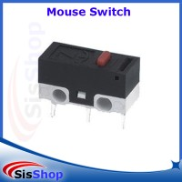 Tombol Klik Mouse/Saklar Klik Mouse Limit Switch Micro Push Button