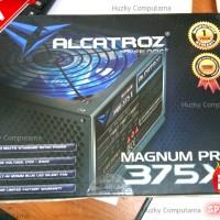 [ALCATROZ] PSU GAMING Magnum PRO 375X Power Max 750 Watt. Garansi Resm