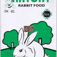 HATORY - Rabbit Food / Makanan / Pakan Kelinci / 800 gr = HATORI