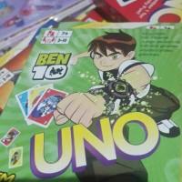 KARTU UNO GAMBAR BEN 10