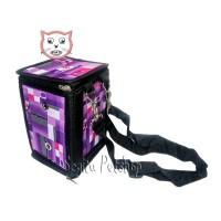 Tas Sugar Glider Hamster Travel Pouch Bag