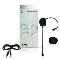 Blue Talk D6 - 640 Headset Helm