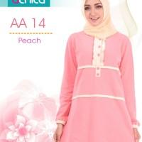 alnita atasan AA-14 peach