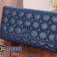 Dompet Wanita Wallet Chanel 8998 Dompet Branded Replika