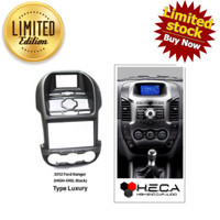 Frame Tape Audio Double din OEM FORD RANGER 2012 (Type Luxury)