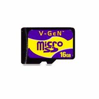 Micro SD Vgen - 16 GB Tanpa Adapter